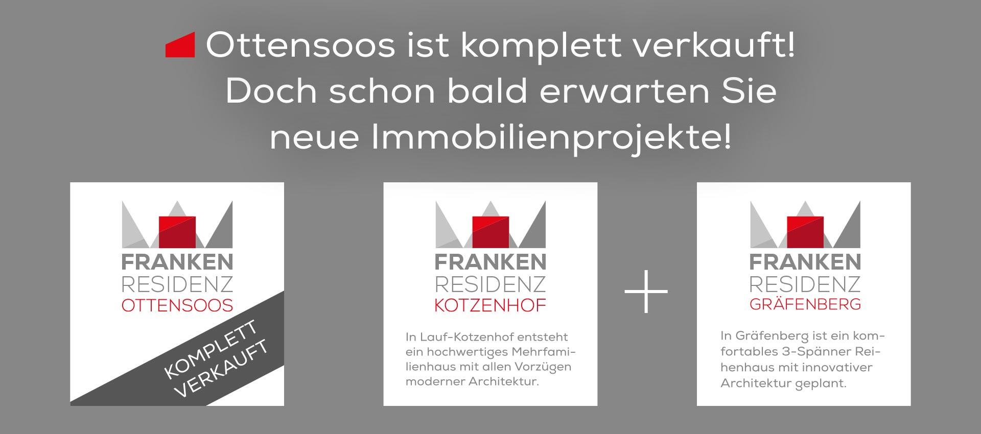 Projektübersicht | Frankenresidenz