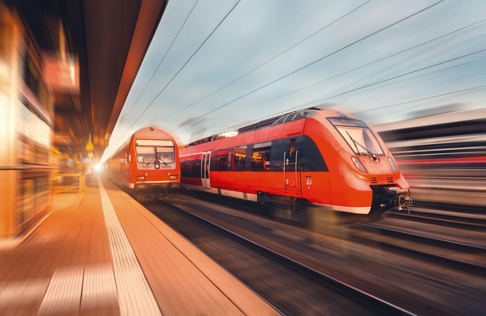 Bahnanbindung nach Nürnberg | Frankenresidenz